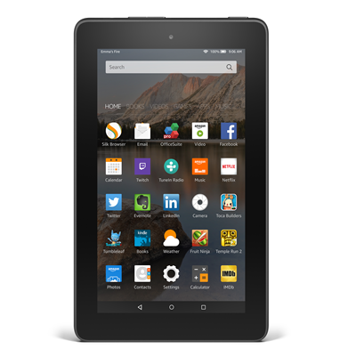 Free Fire tablet