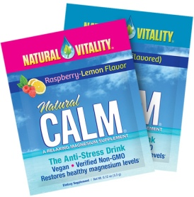 naturally calmsample