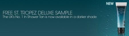 tanning sample