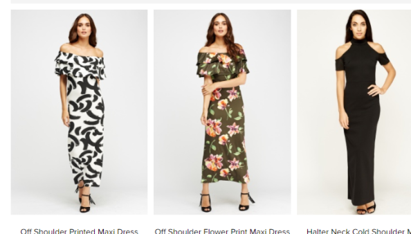 Boots, dresses, tops and more just£2.50