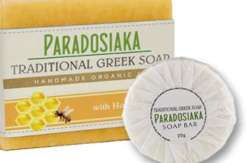 greek soap